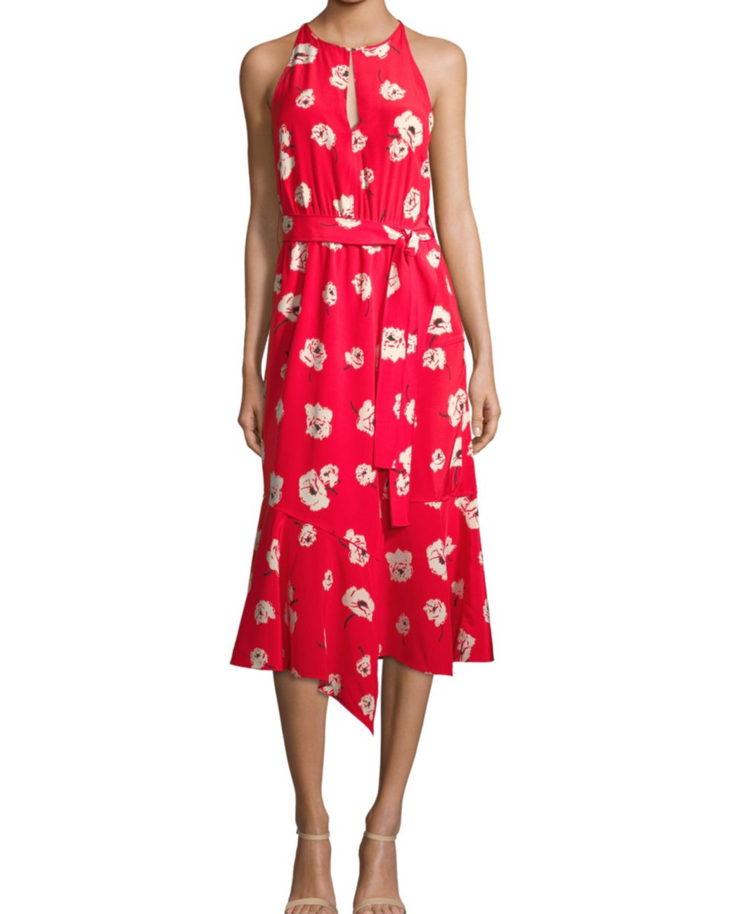 Derek Lam 10 Crosby Asymmetric Dress