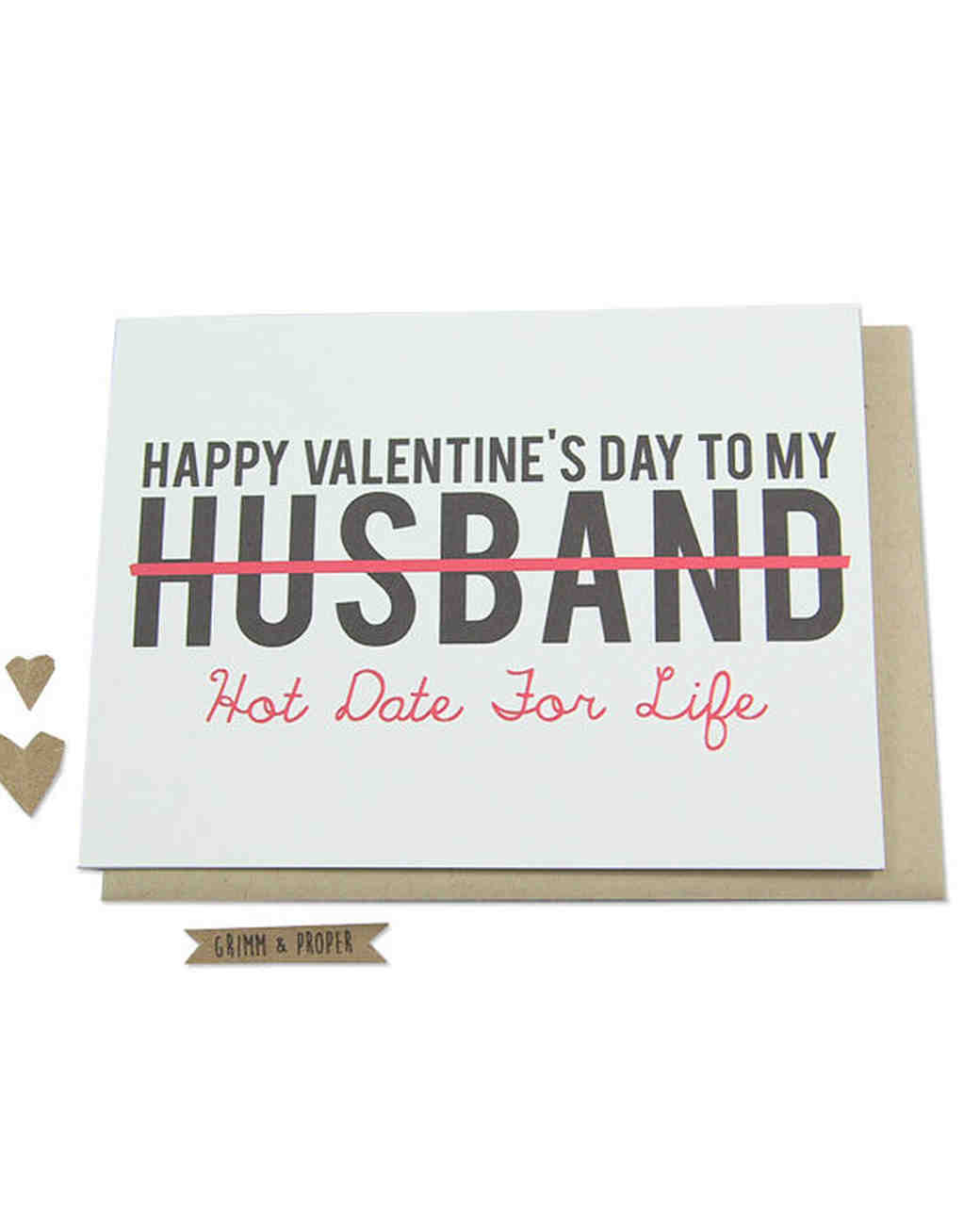 30 Hilarious Valentine S Day Cards Martha Stewart Weddings