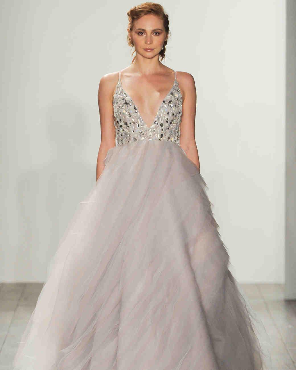 Nude Wedding Dresses 85 Beautiful Hayley Paige Fall Wedding