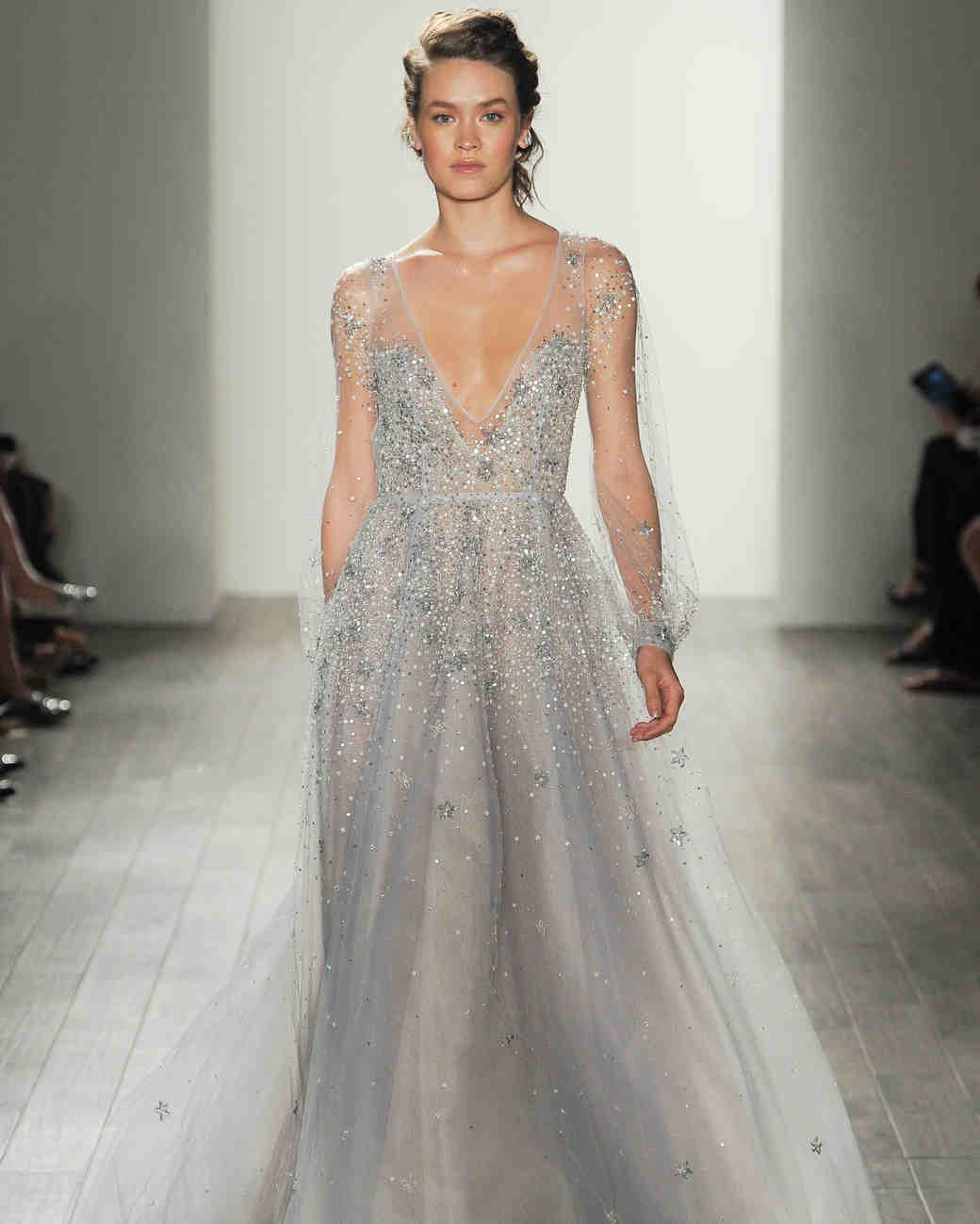 Hayley Paige Fall 2017 Wedding Dress Collection Martha Stewart