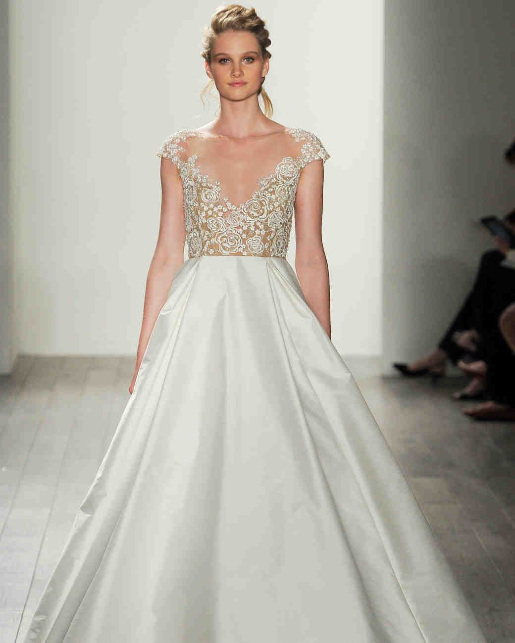 Hayley Paige Fall 2017 Wedding Dress Collection