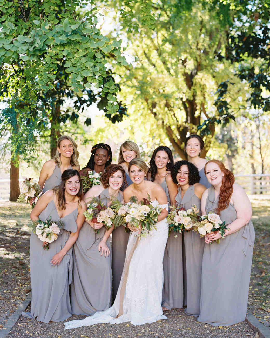 jayme barry wedding bridesmaids