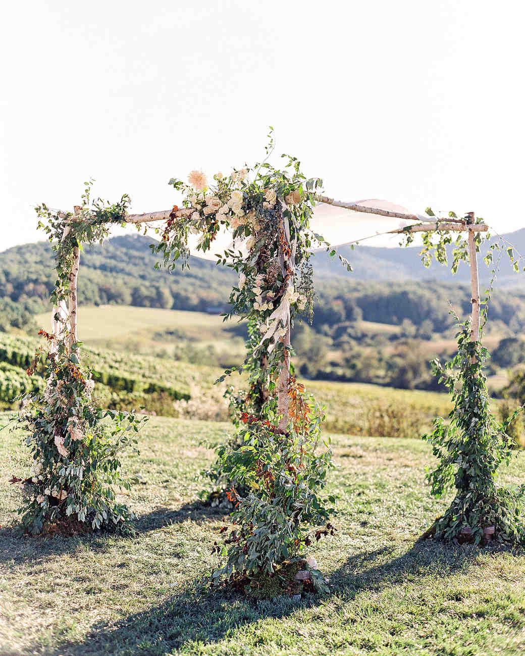 julianne aaron wedding chuppah