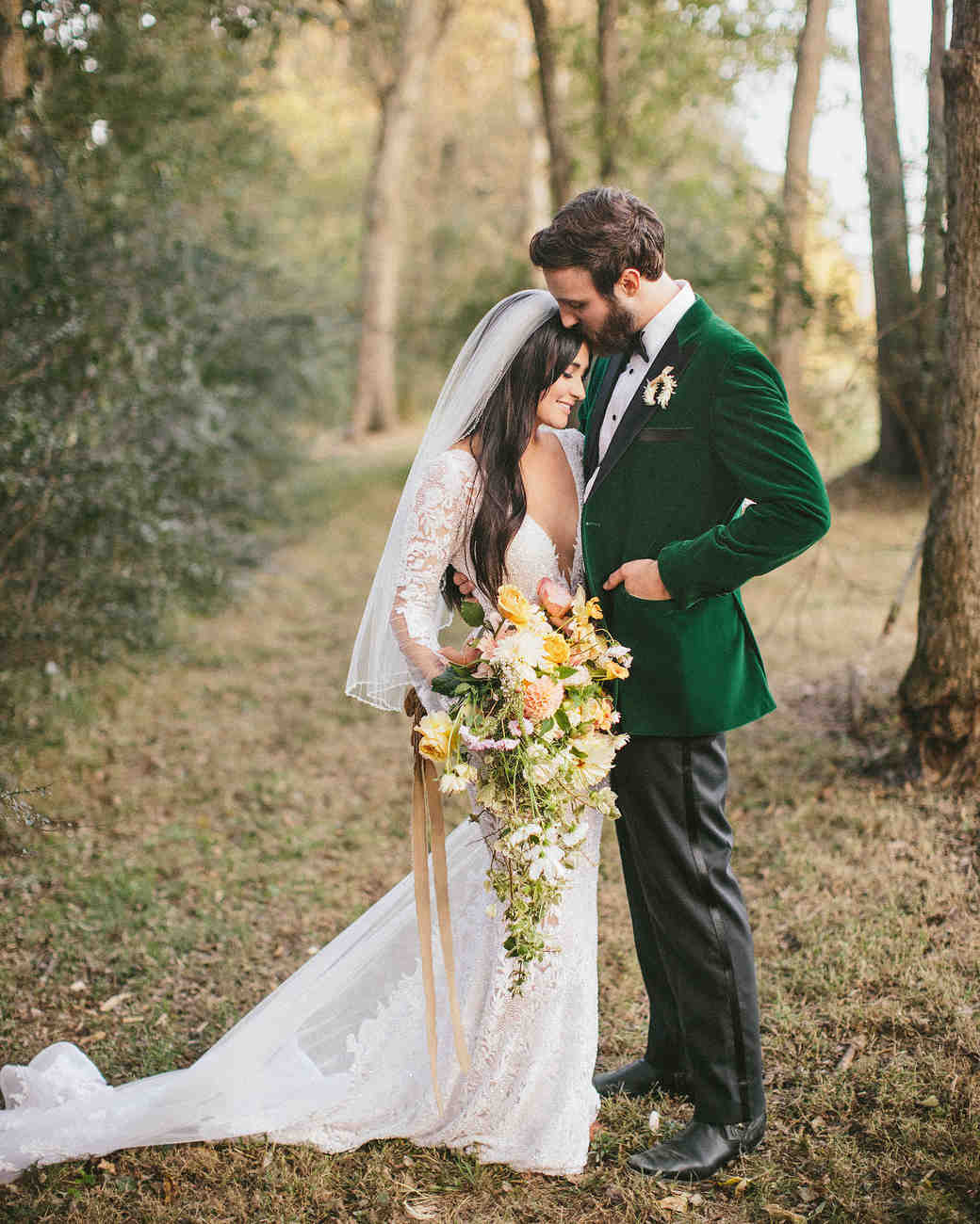 1edf590f31b Kacey Musgraves and Ruston Kelly s Charming Tennessee Wedding ...