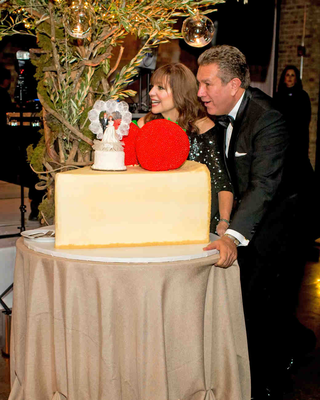 Guests Dug Into Nearly Three Dozen Different Desserts at This ...