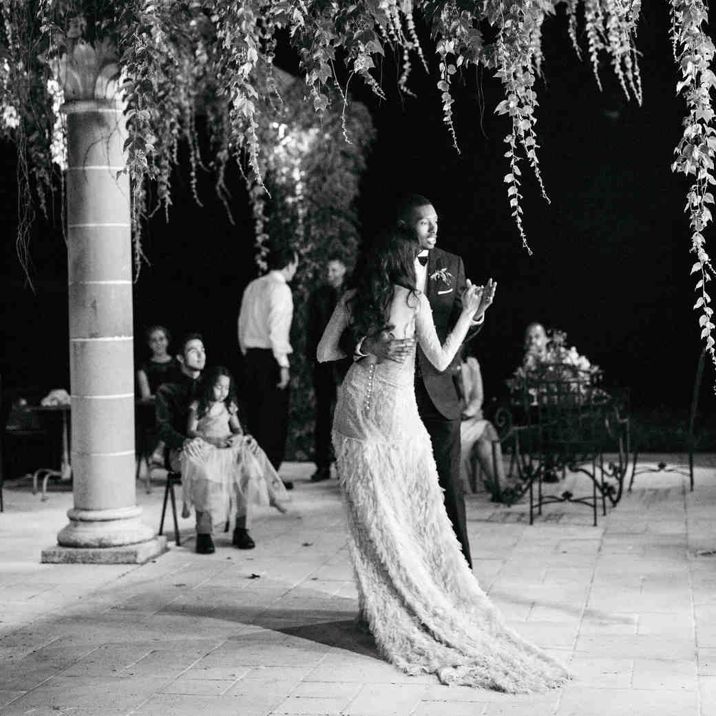 leah mickeal wedding france dance
