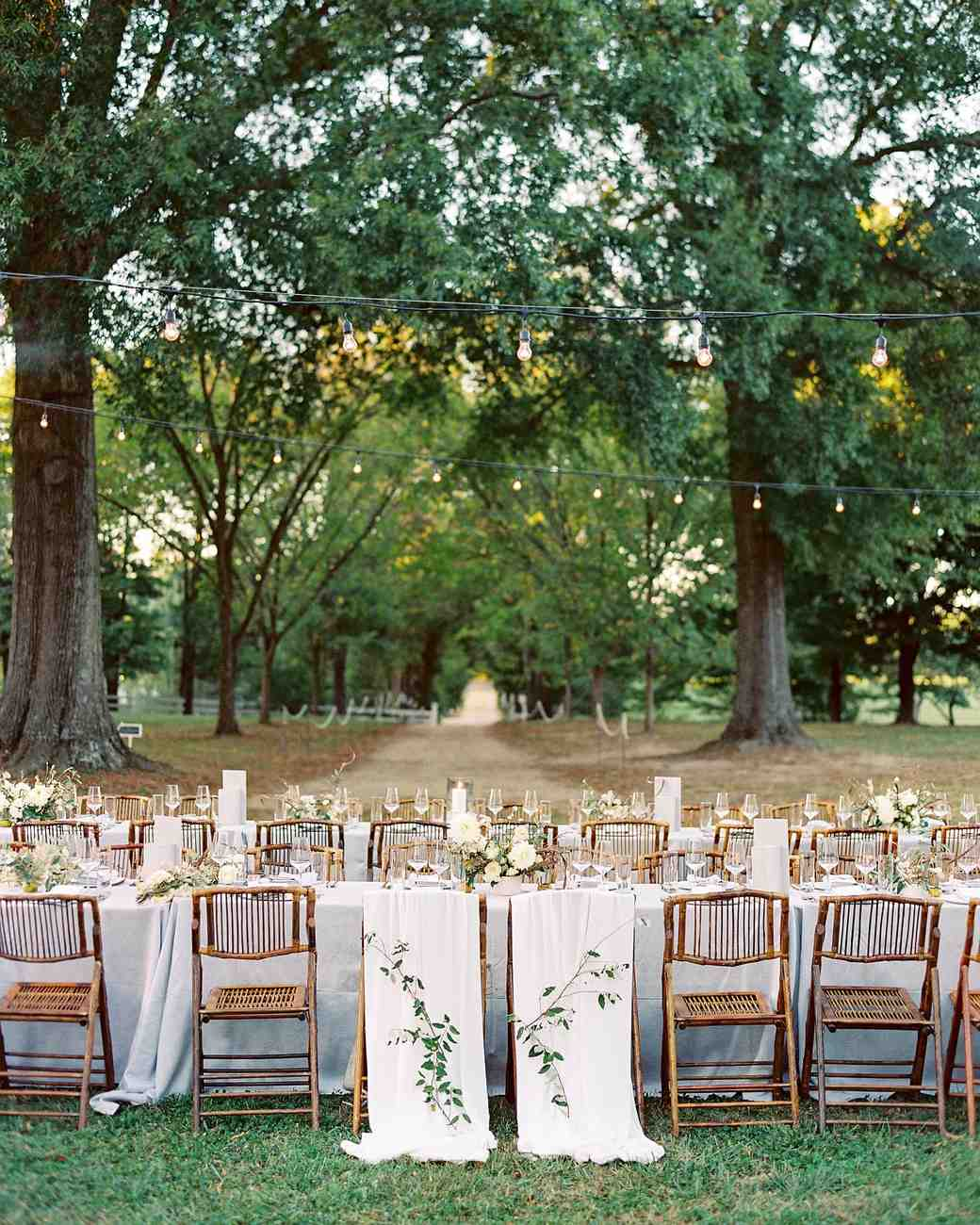linda robert wedding chairbacks