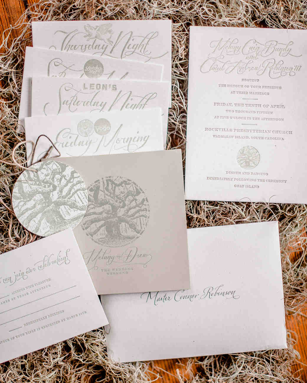 Wedding Stationery That Isn't Girly