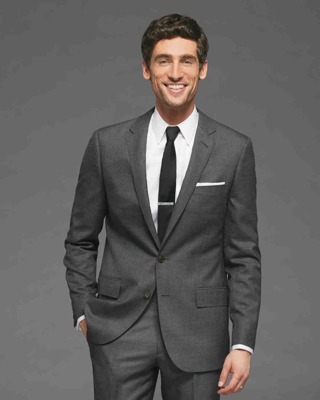 The Groom\'s Guide to Choosing a Personalized Wedding Look | Martha ...
