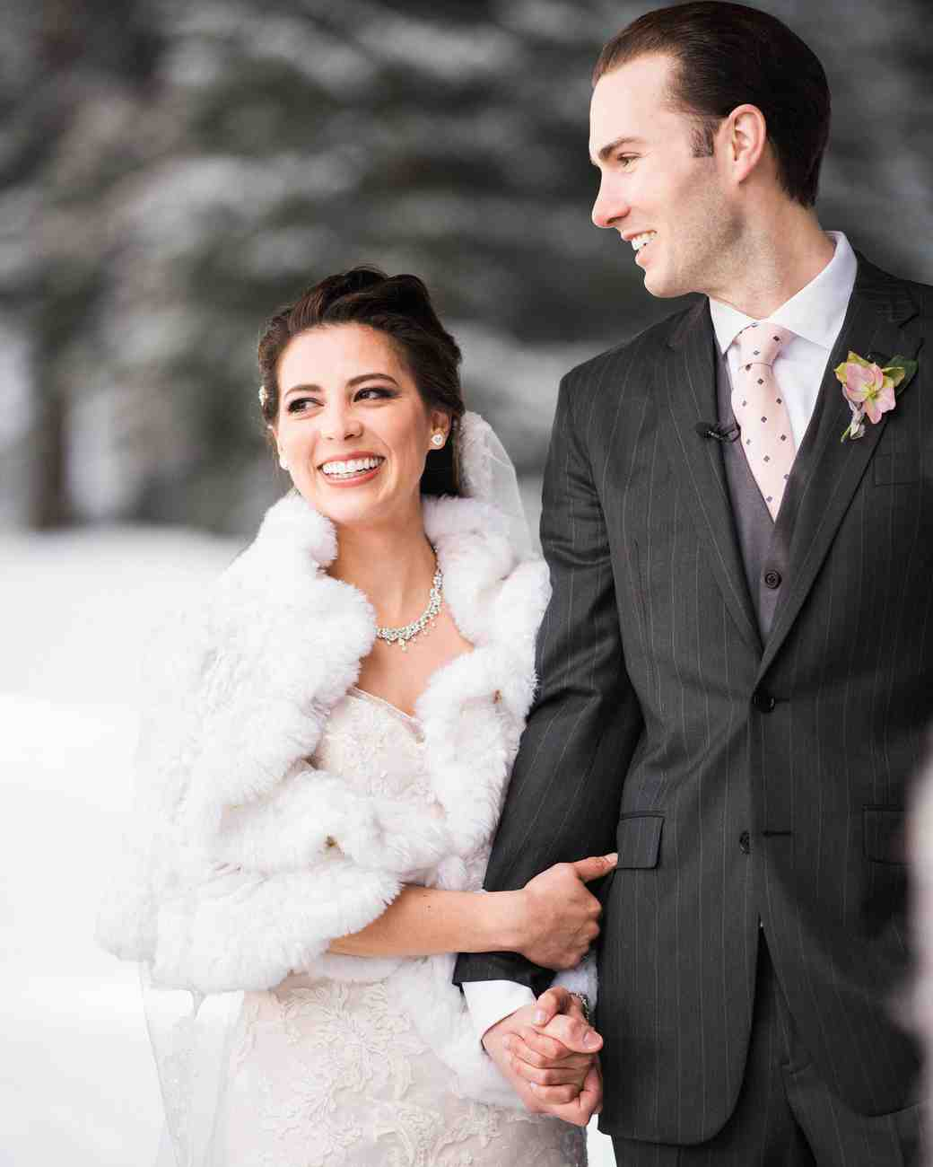WATCH: 4 Holiday Wedding Videos Guaranteed to Get You in the Spirit