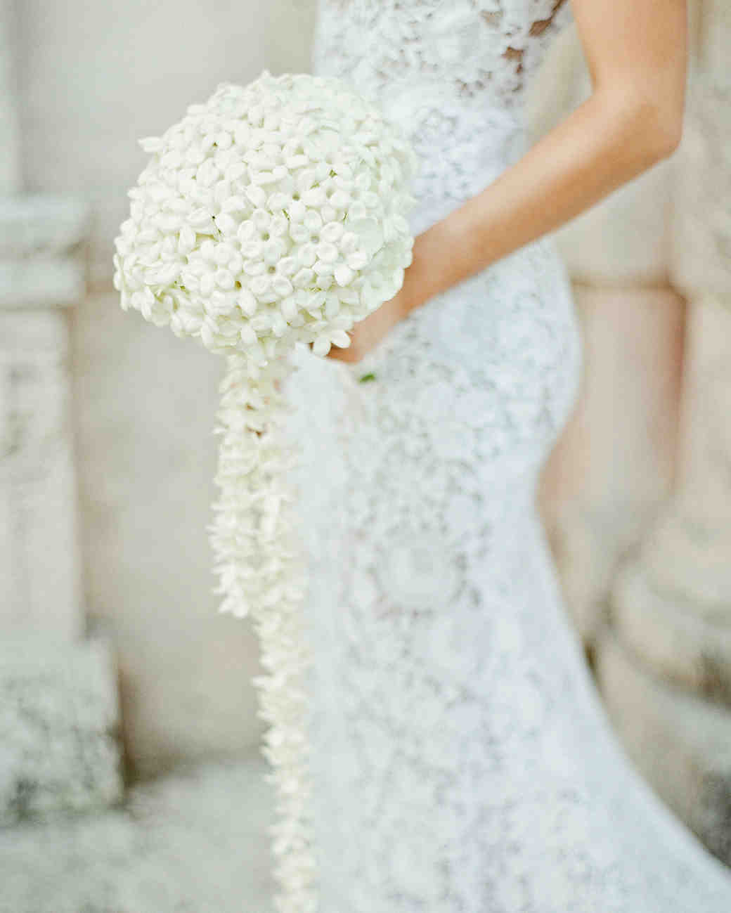 natalie jamey wedding bouquet