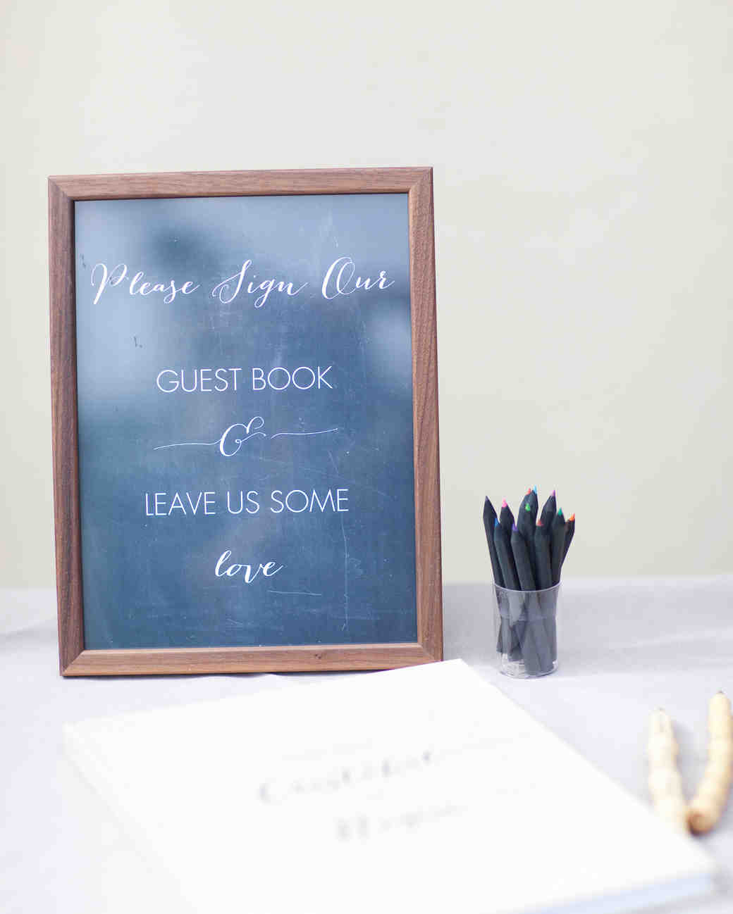 Lyrical Guest Book
