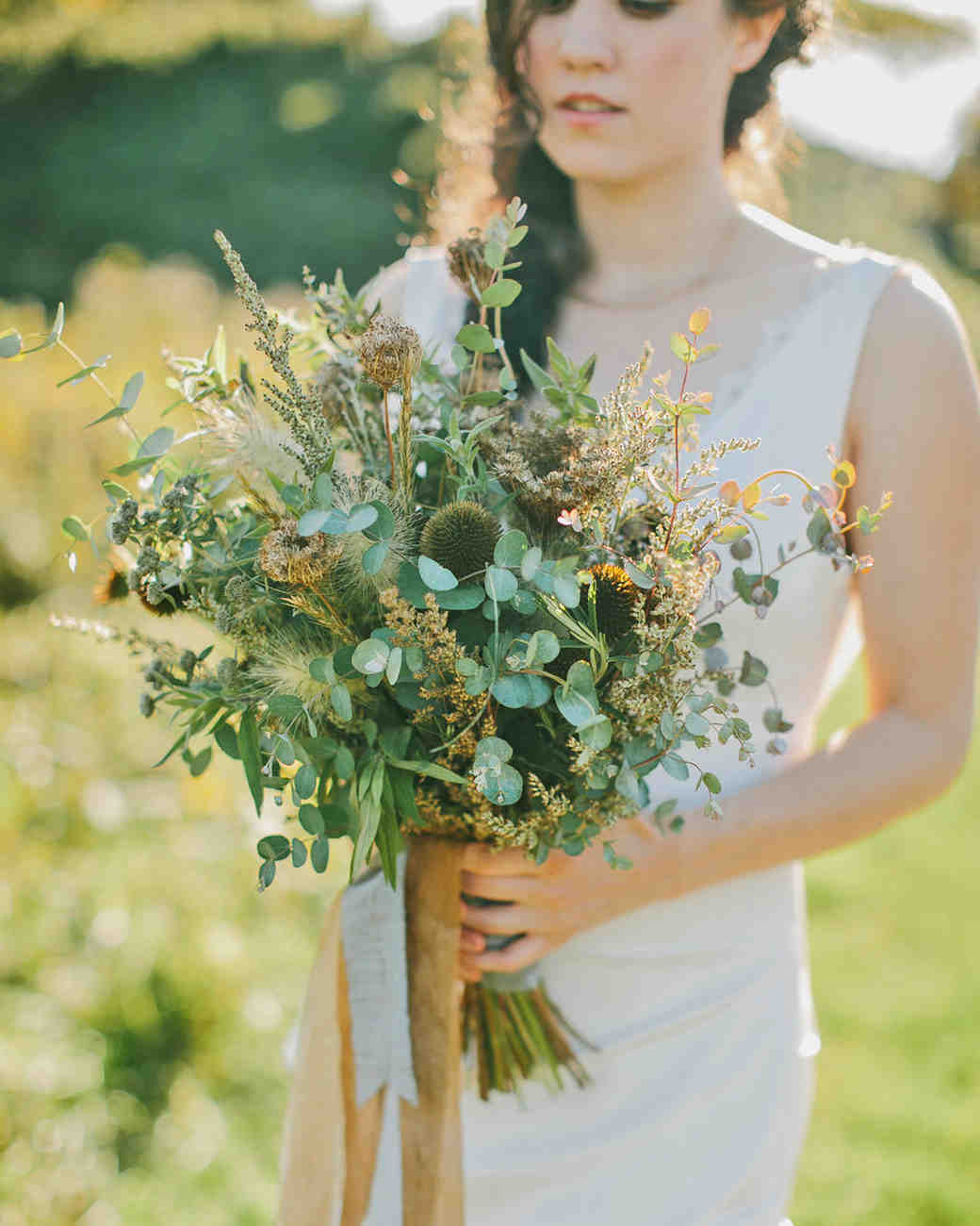 Unique non floral wedding bouquet ideas izmirmasajfo