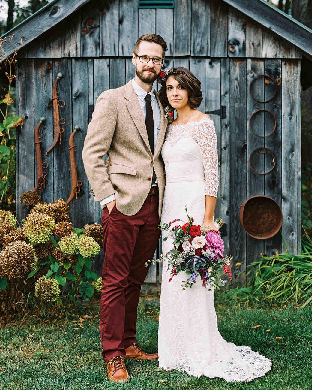 Groom Wedding Dresses