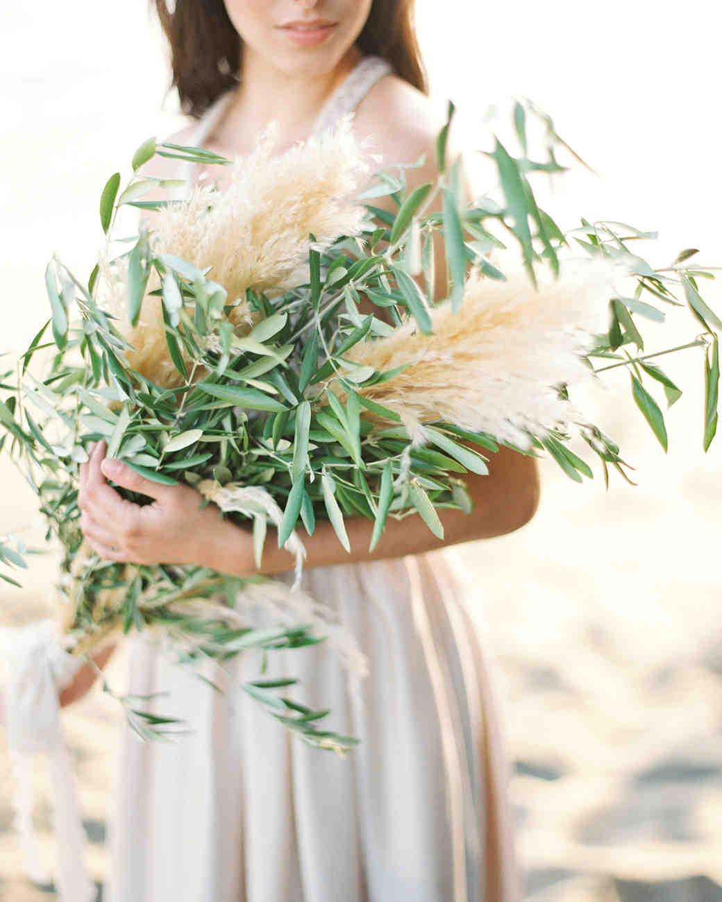 pampas grass ideas nonfloral bouquet