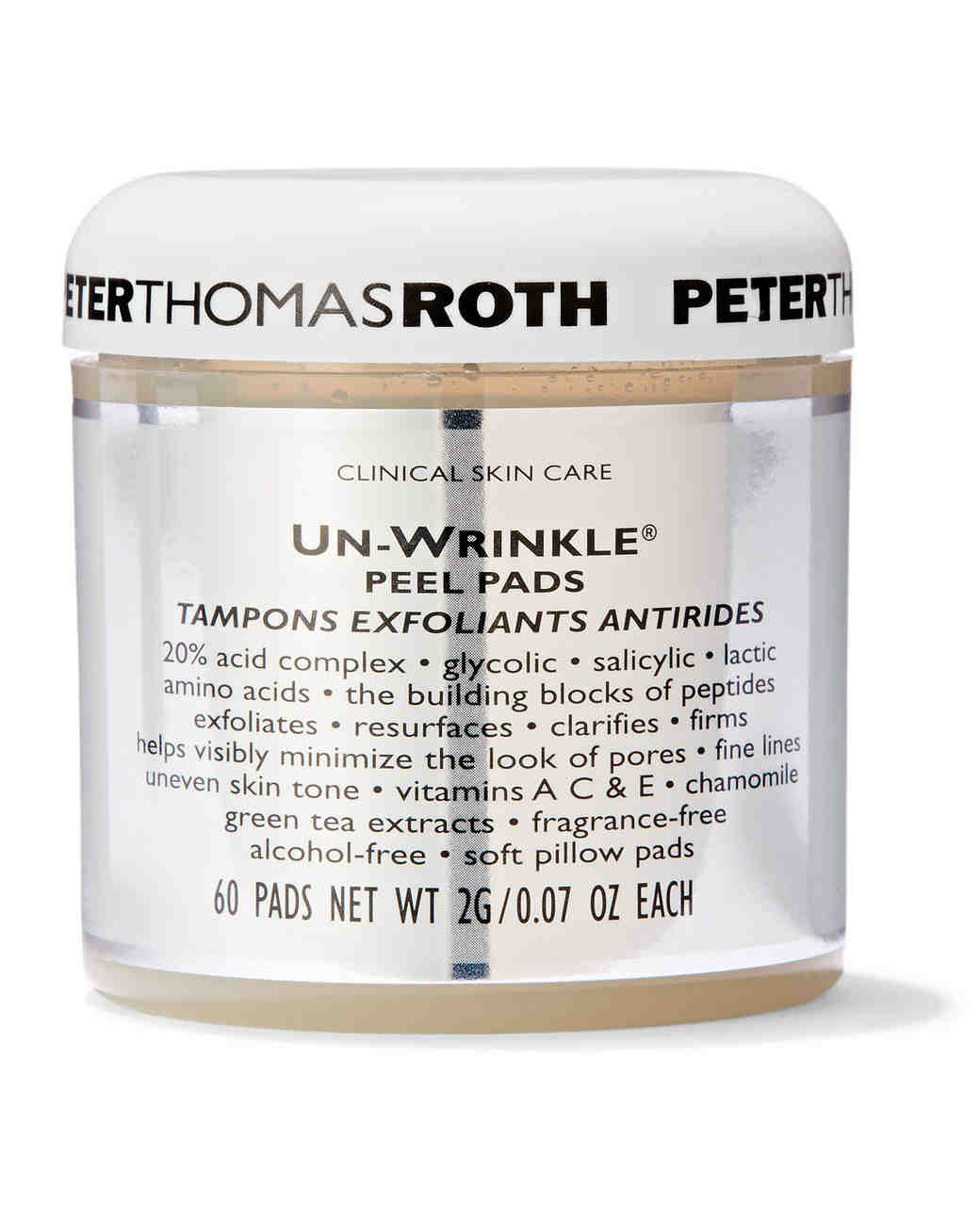 peter thomas roth un wrinkle peel pad