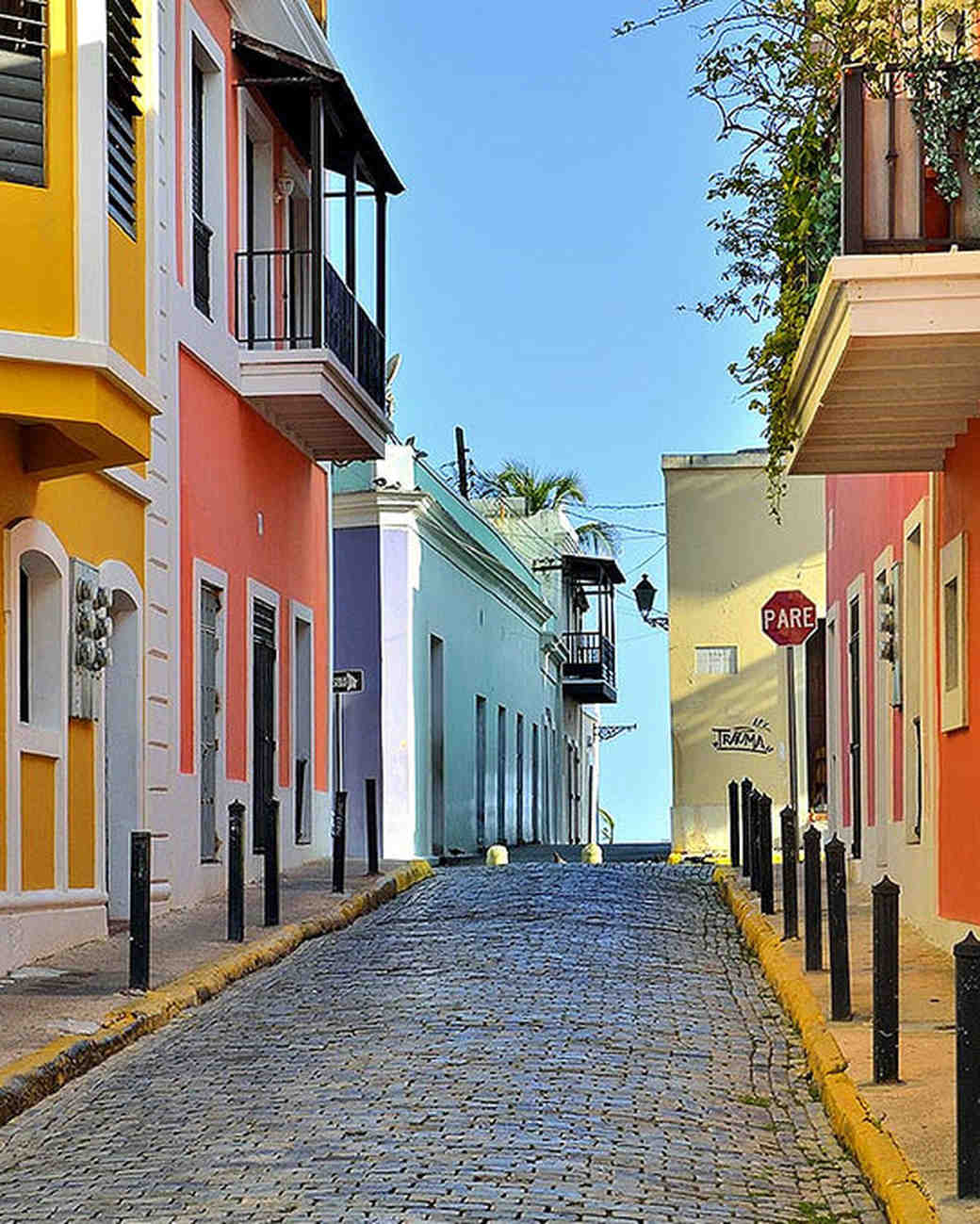 romantic caribbean destination puerto rico