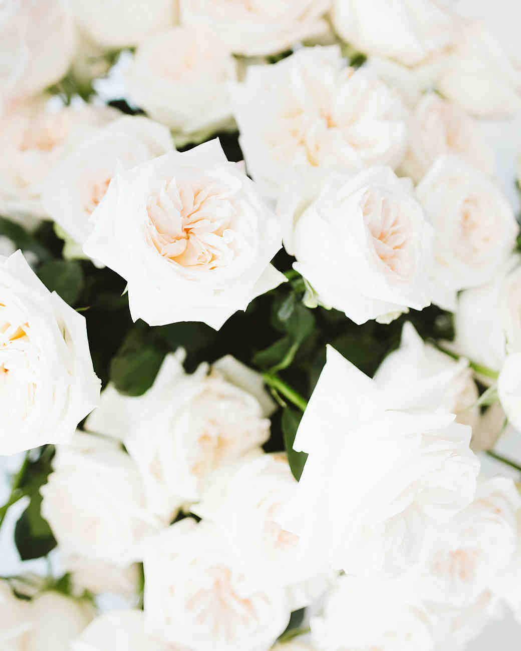 Romantic Garden Wedding Ideas In Bloom: The 5 Most Romantic Wedding Flowers