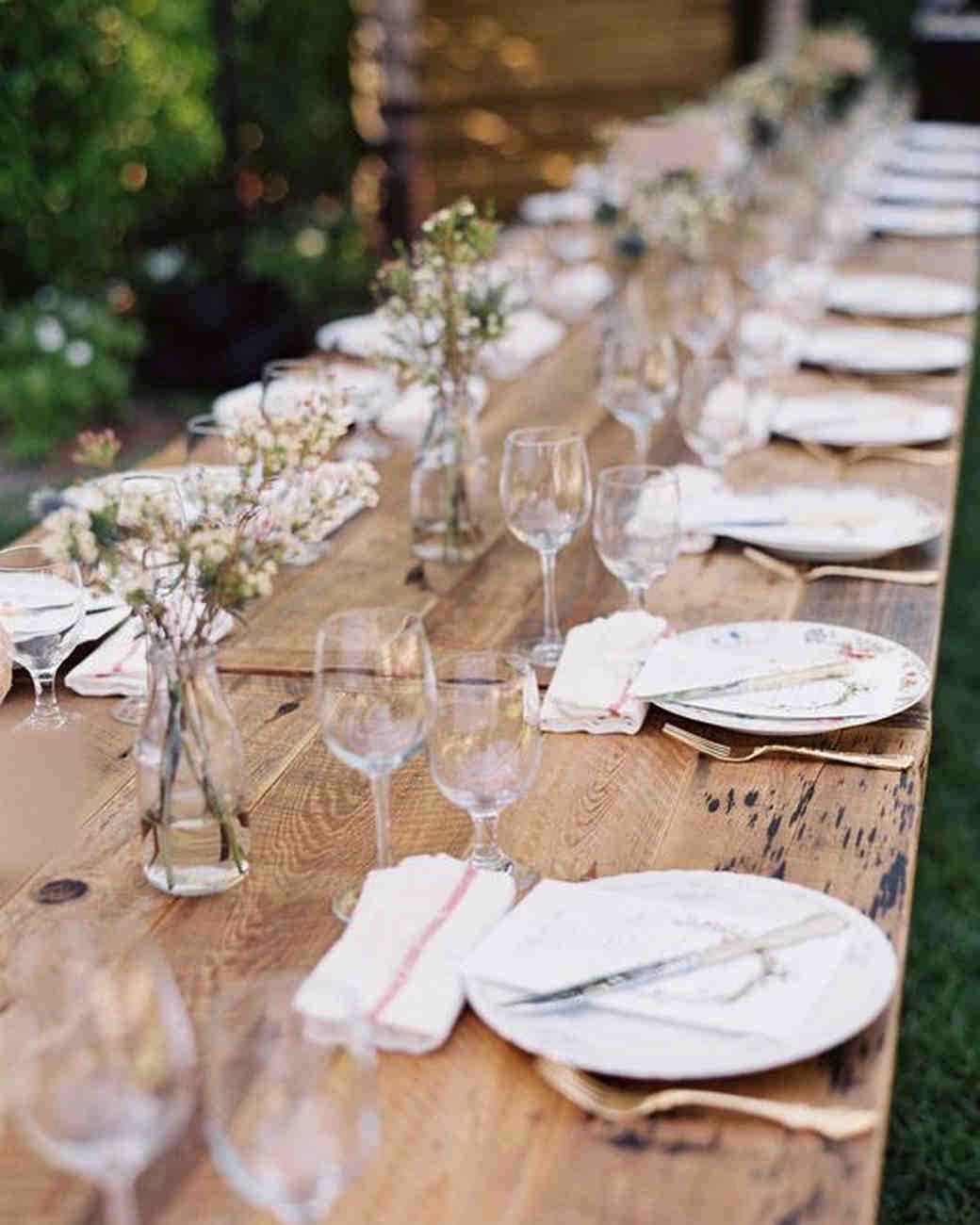 28 Of The Prettiest Rustic Wedding Centerpieces | Martha Stewart Weddings