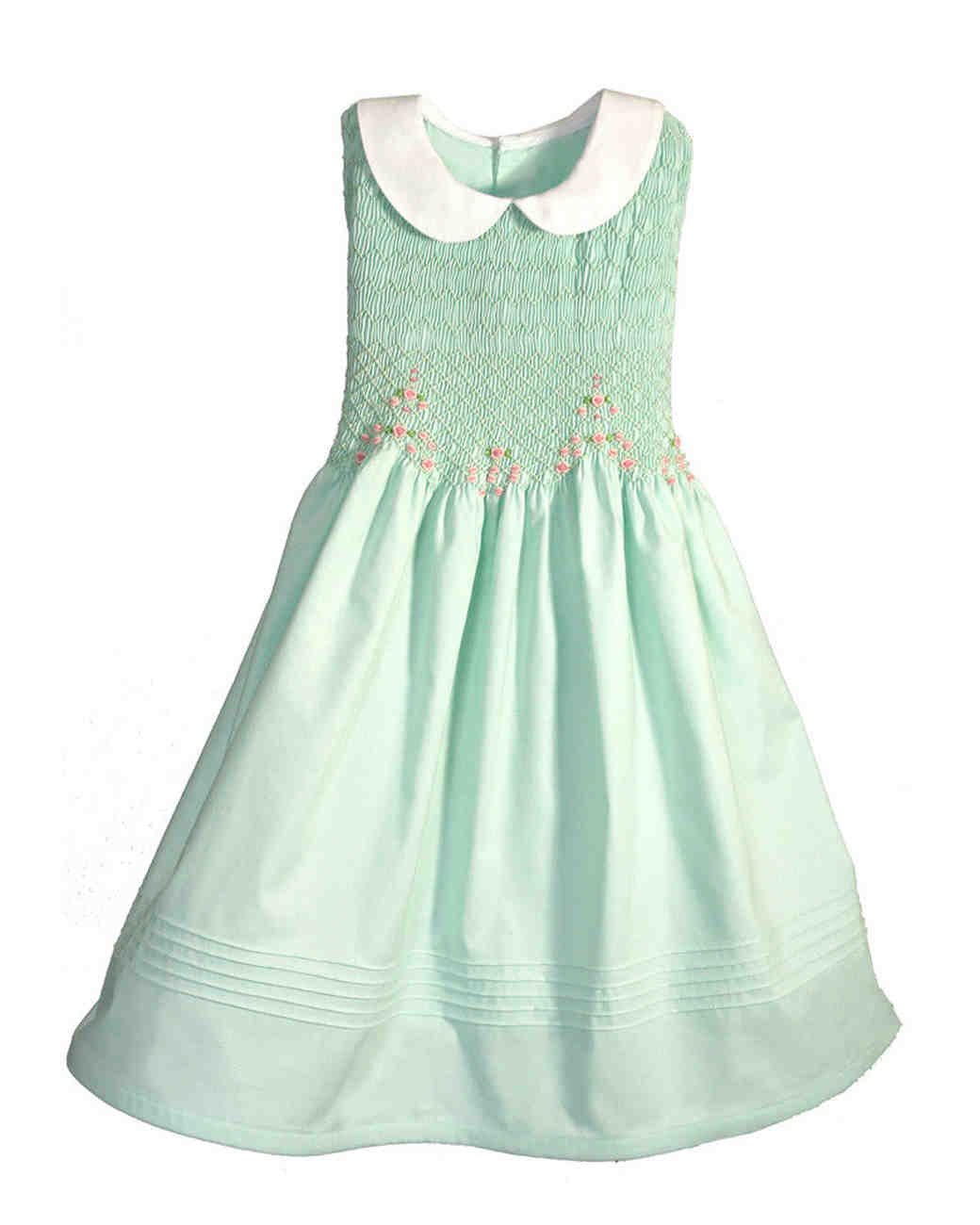 22 Flower Girl Dresses For A Spring Wedding Martha Stewart Weddings