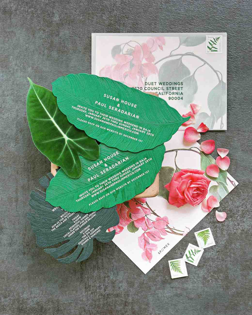 mexico invitations
