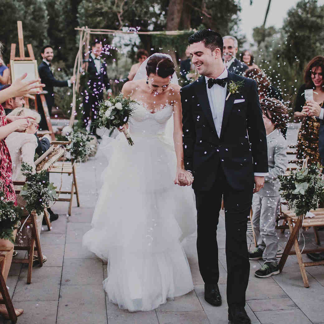 An Amazing Spanish-American Wedding in the Canary Islands