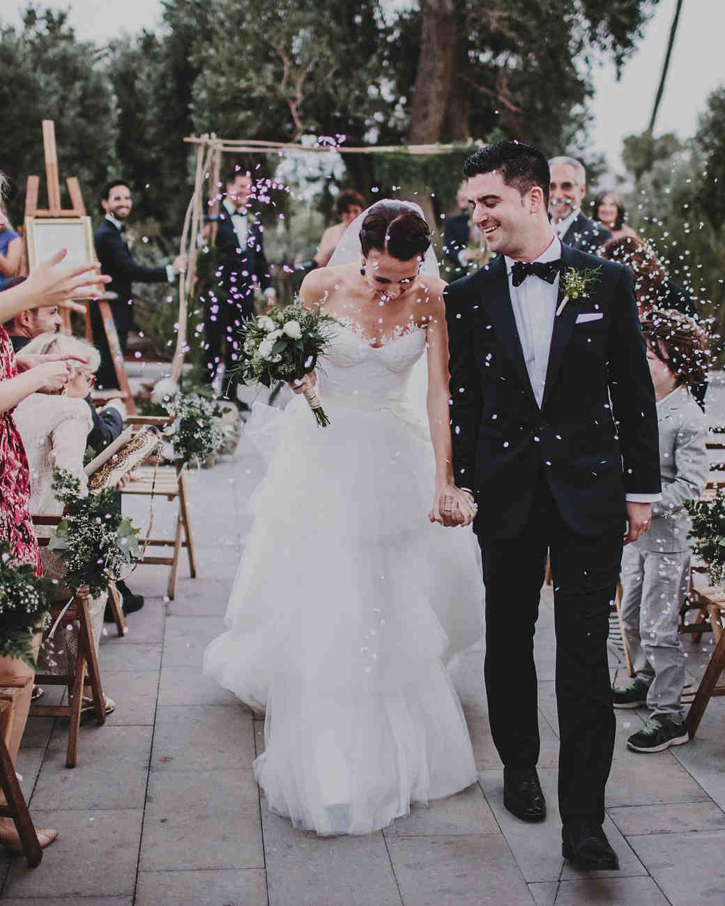 Weddings Pictures Gallery: An Amazing Spanish-American Wedding In The Canary Islands