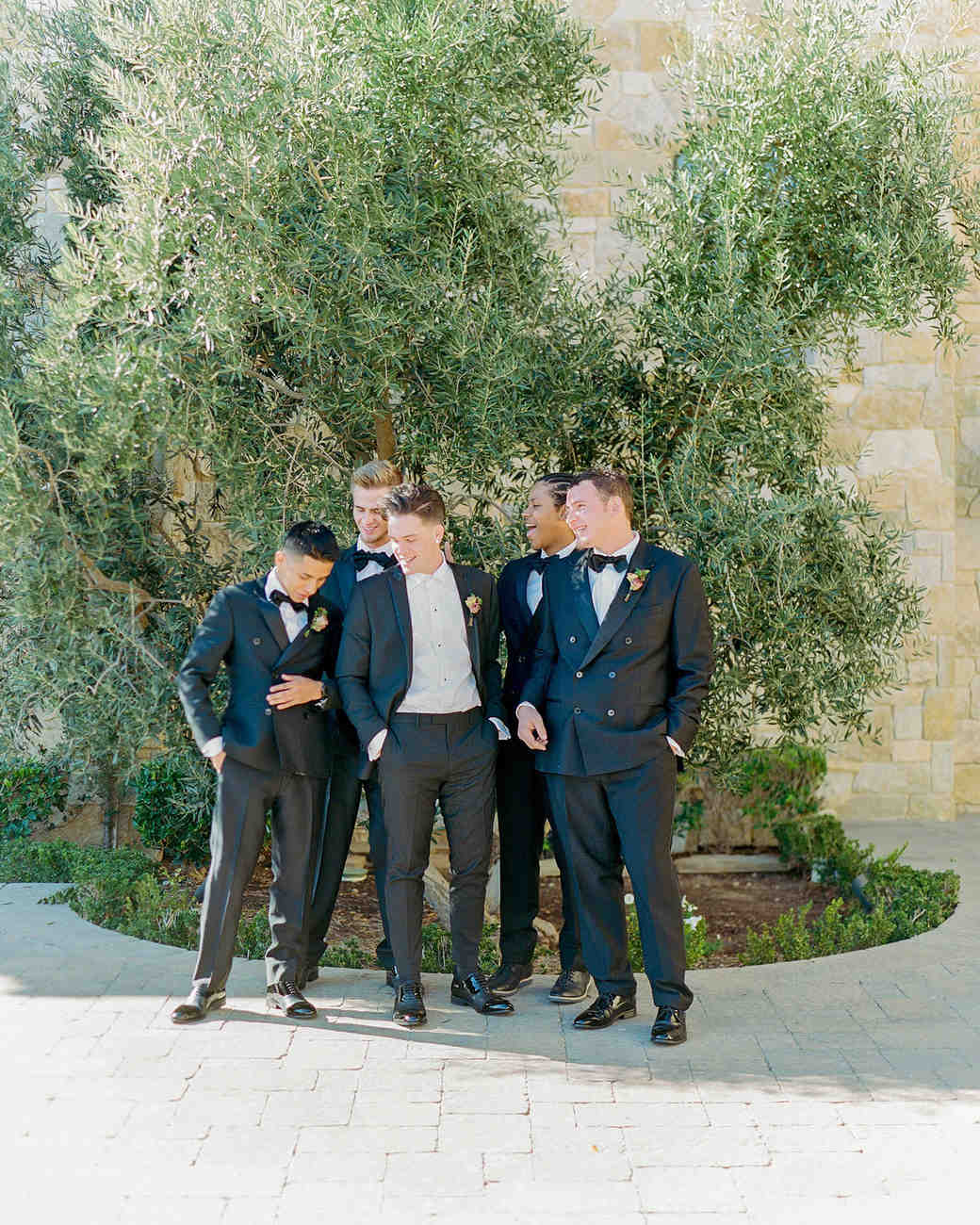 tillie dalton wedding groomsmen
