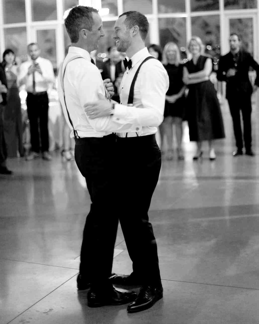 tommy steve wedding firstdance