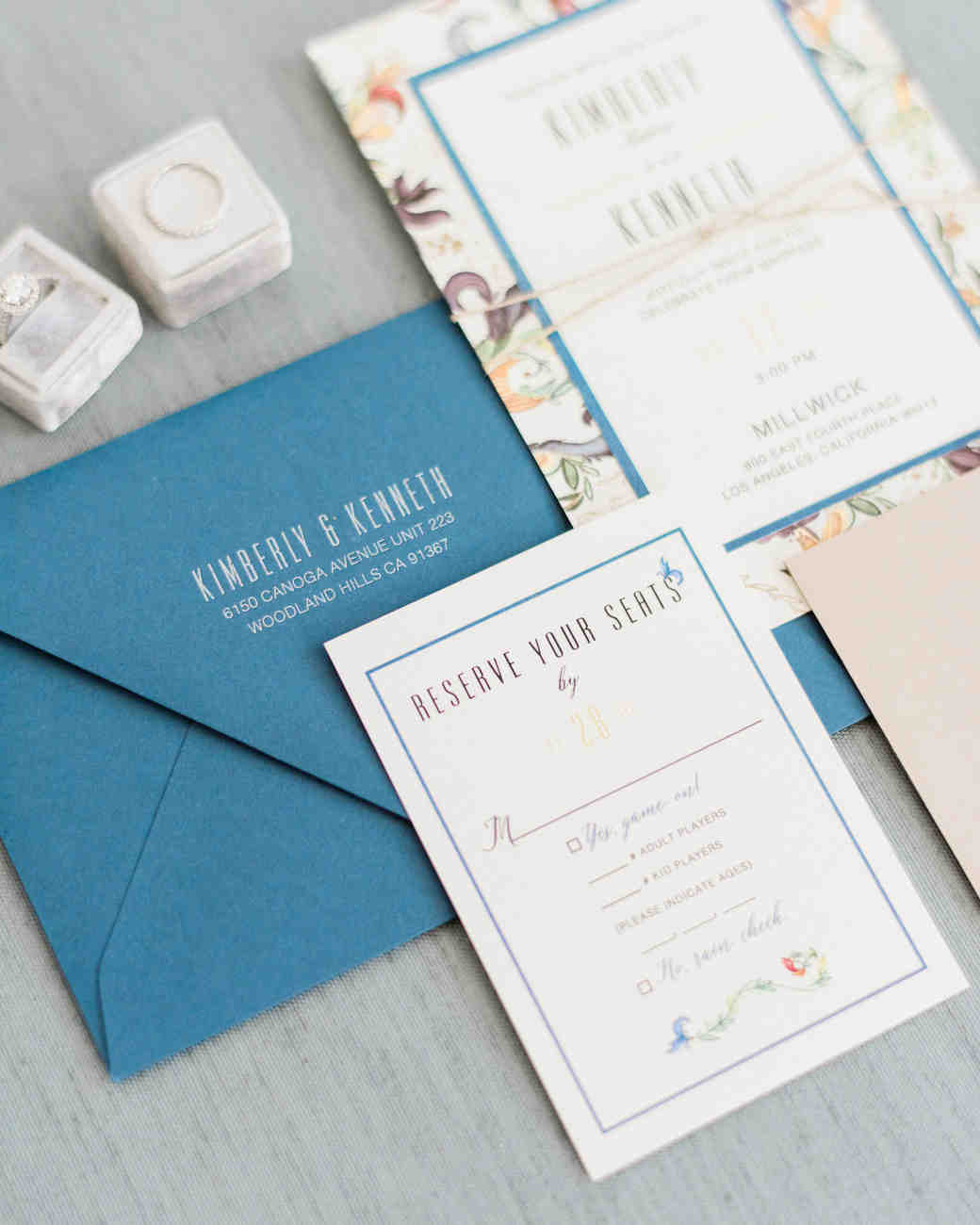 29 Ideas for Unique Wedding Invitations Martha Stewart Weddings