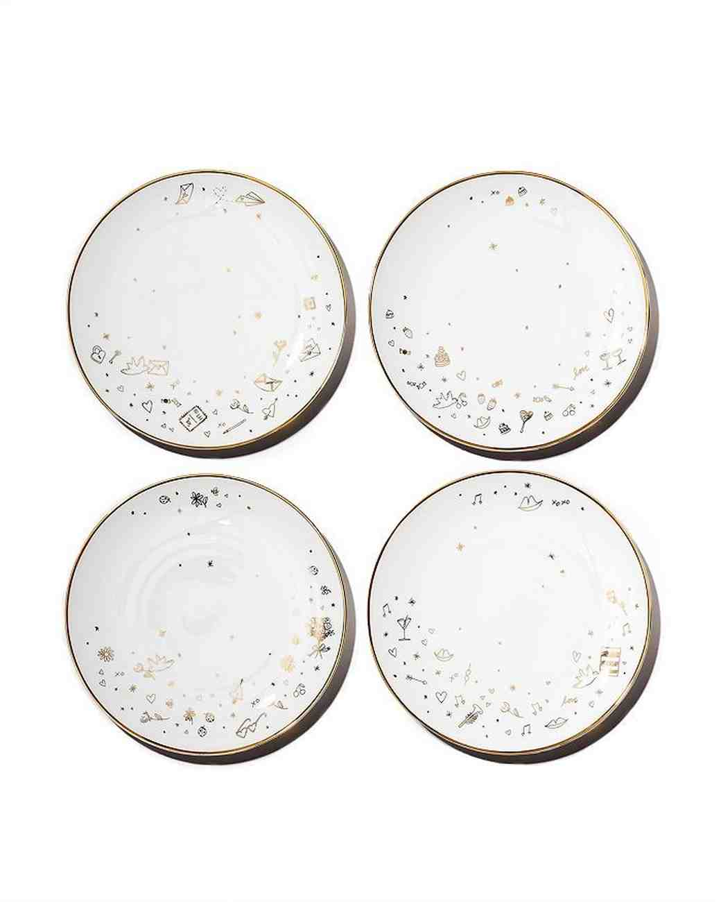 Darcy Miller x Lenox Celebrate Everything Plates