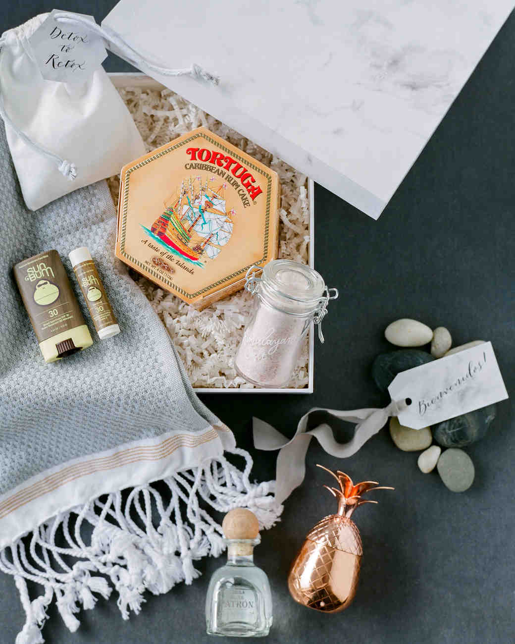 vicky james mexico welcome box