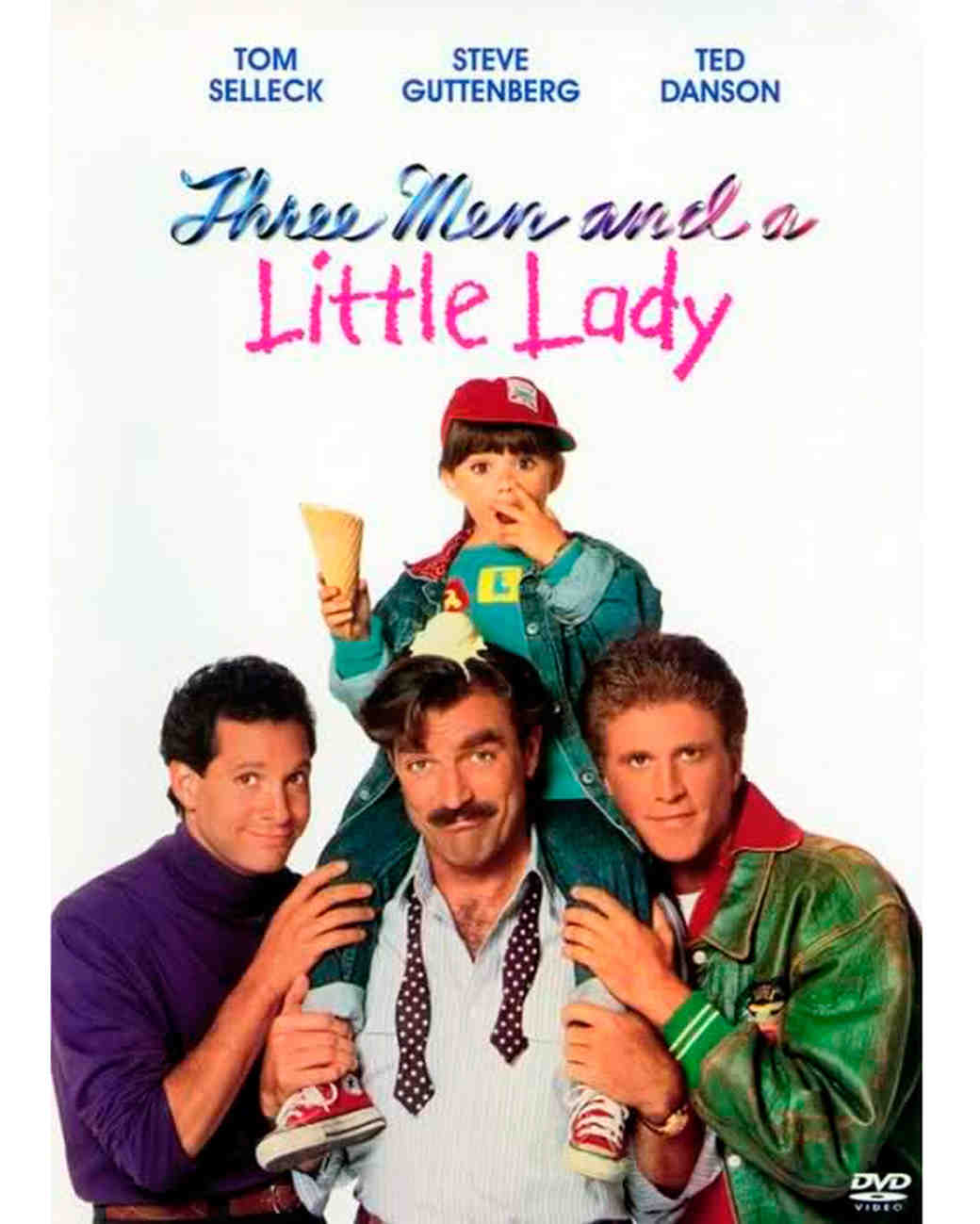 """Three Men and a Little Lady"" promo"