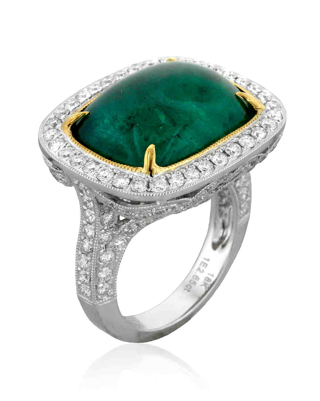 Emerald Engagement Rings on oscar heyman emerald ring