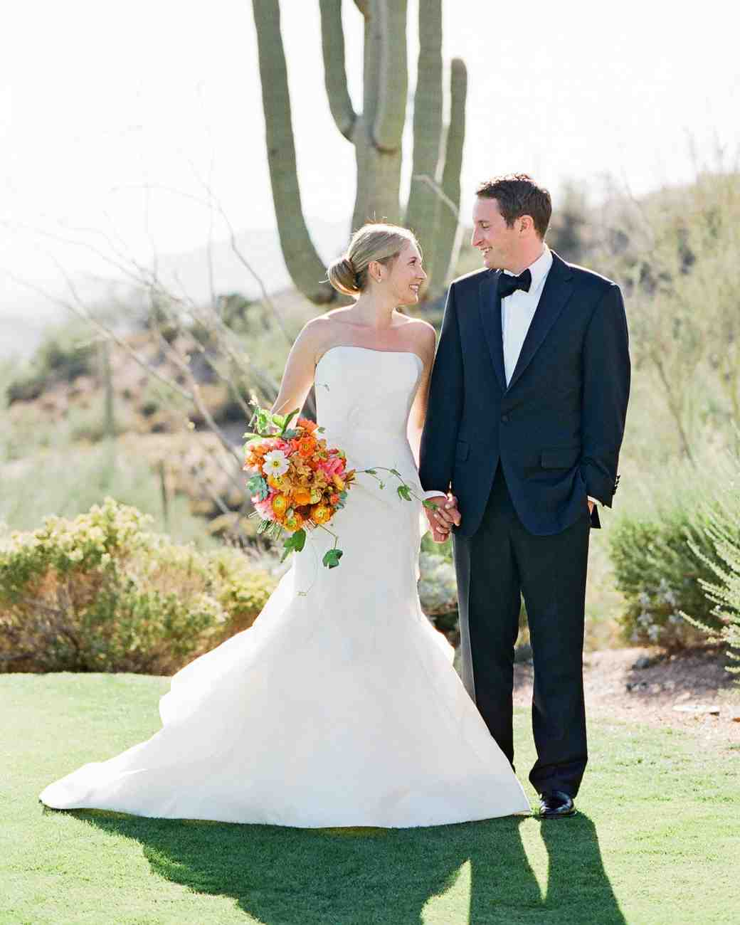 A Colorful Desert Wedding In Scottsdale