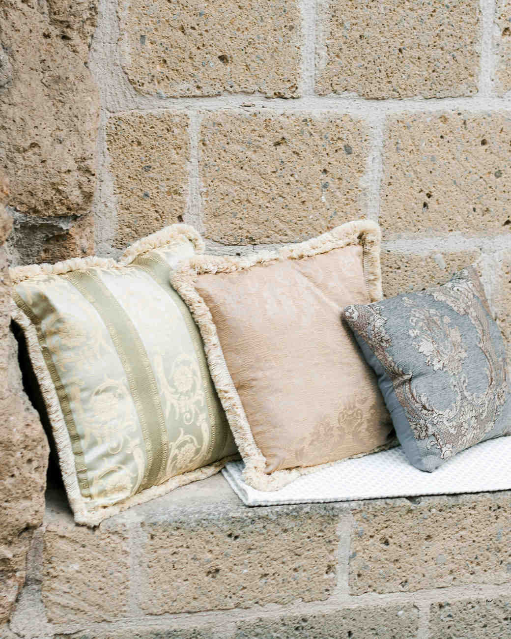 amanda patrick wedding pillows