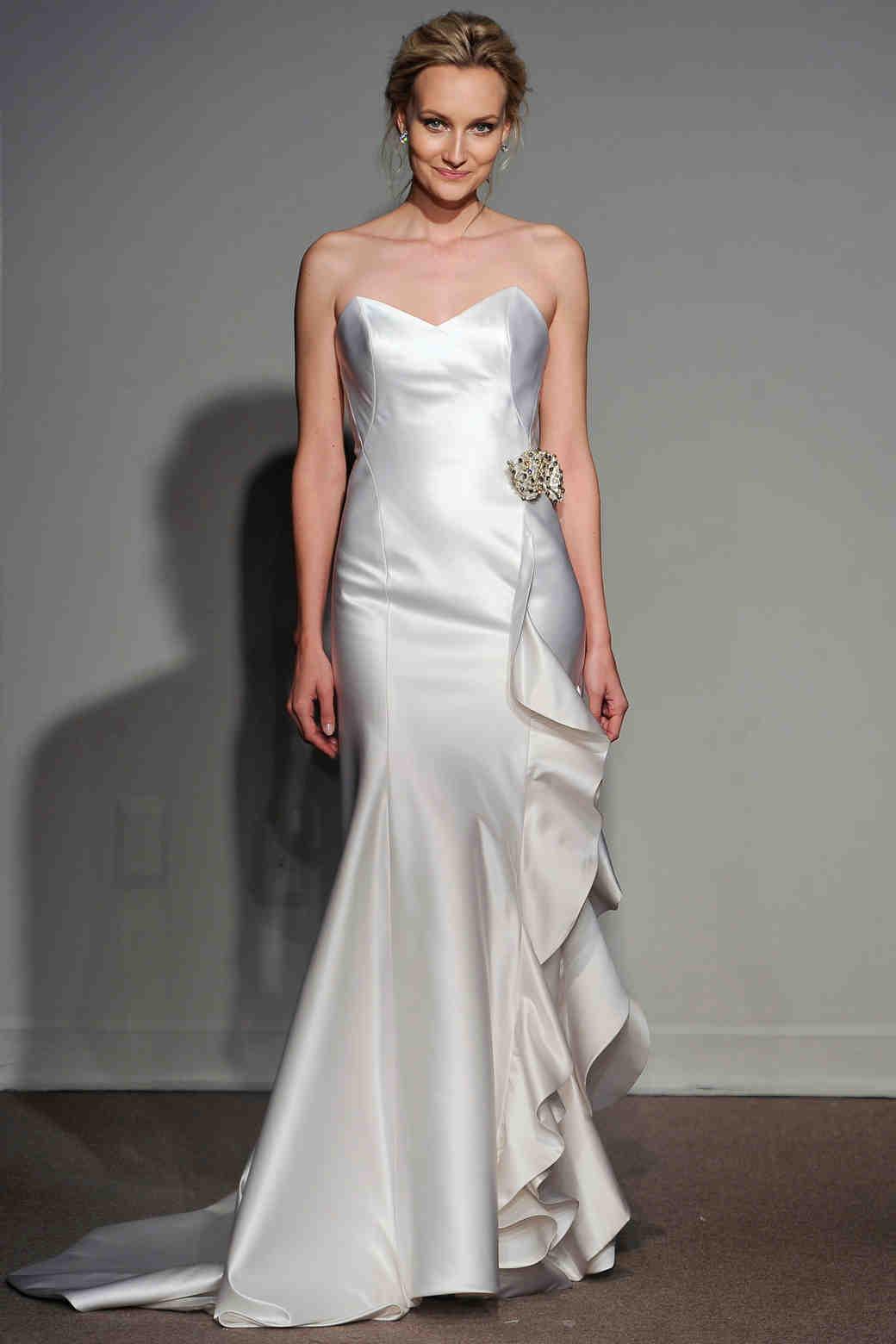 Unique Anna Maier Wedding Dresses Embellishment - Colorful Wedding ...
