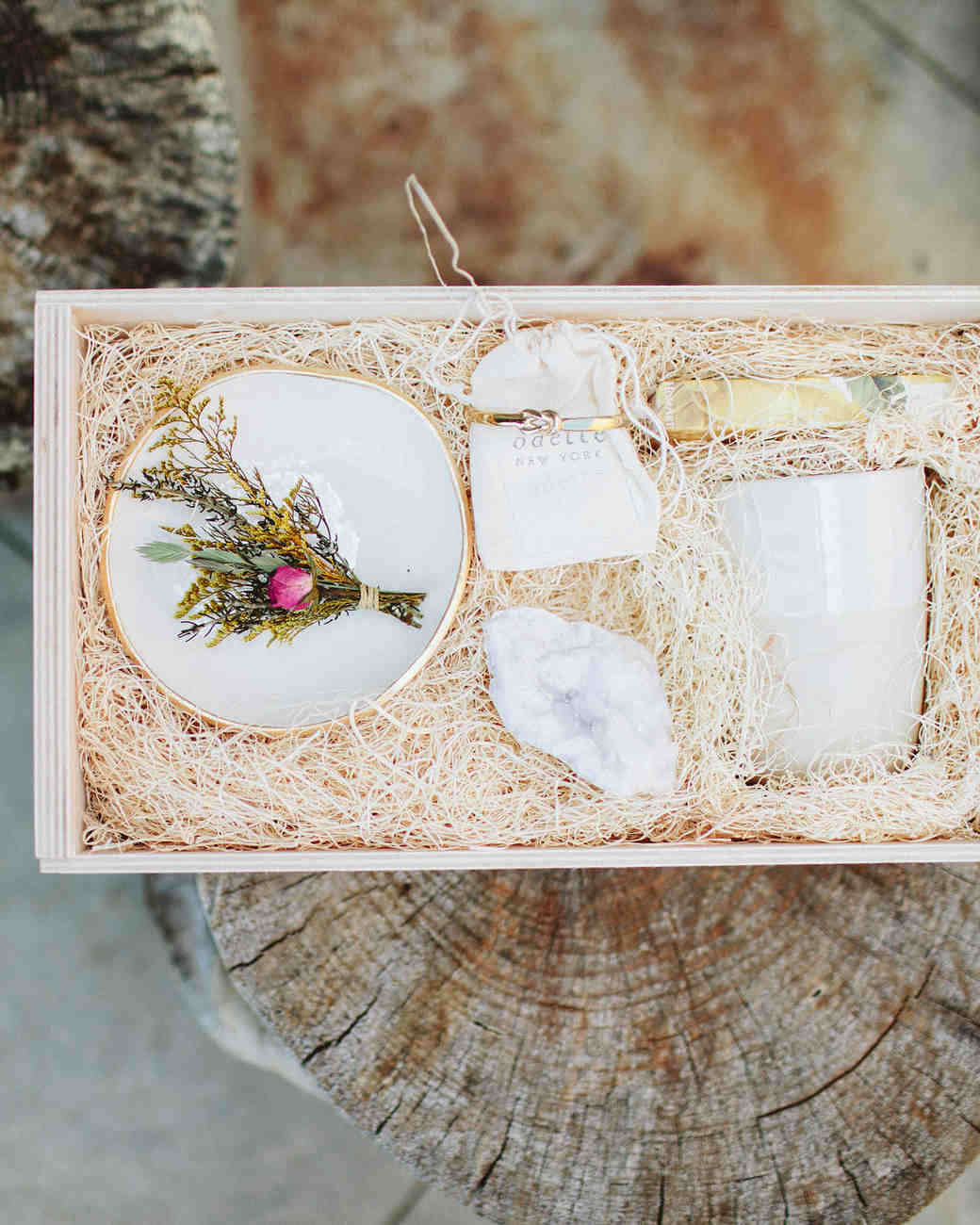 The Best Bridal Party Gift Ideas From Real Weddings | Martha Stewart ...