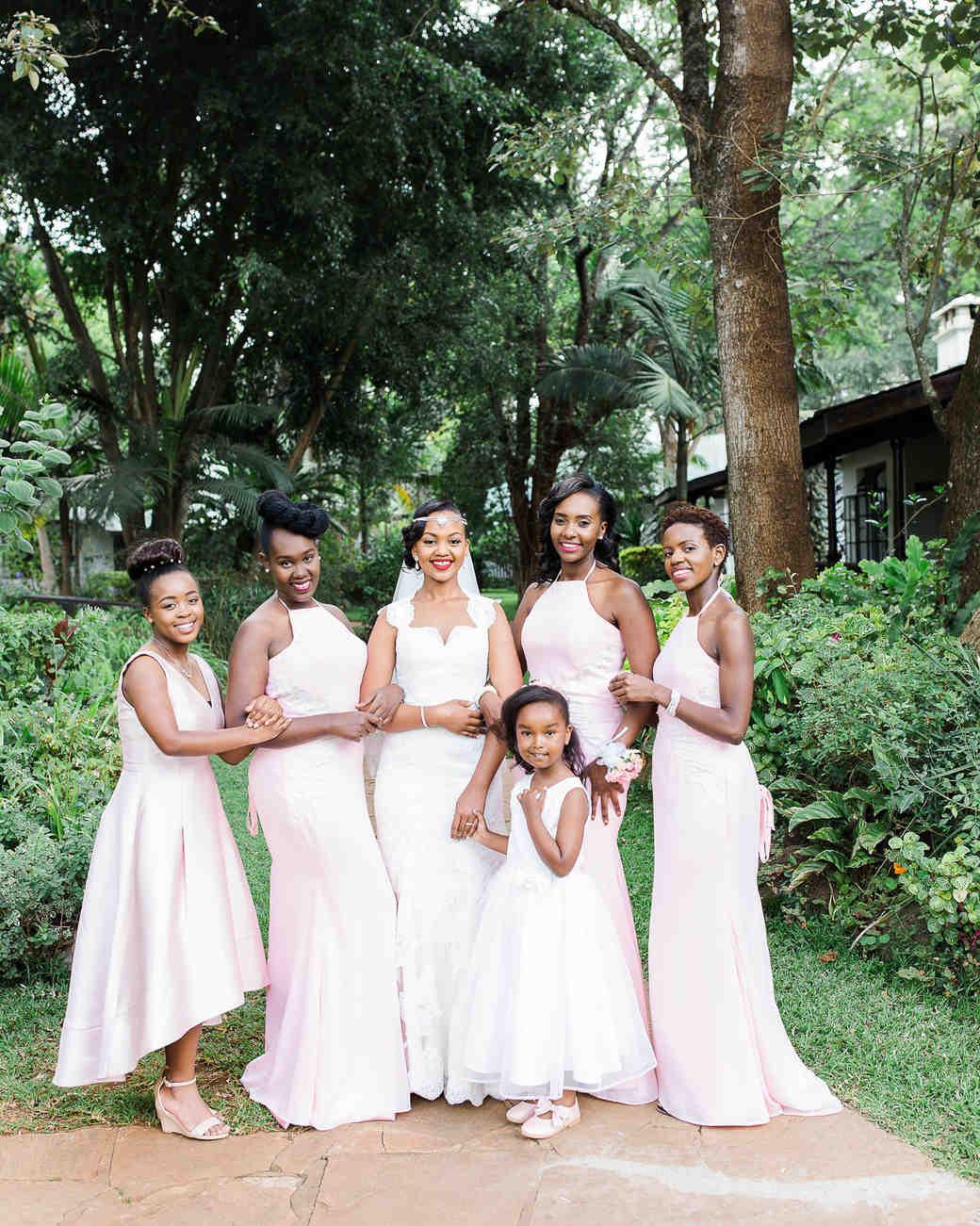 best dressed bridesmaids kibogo photography