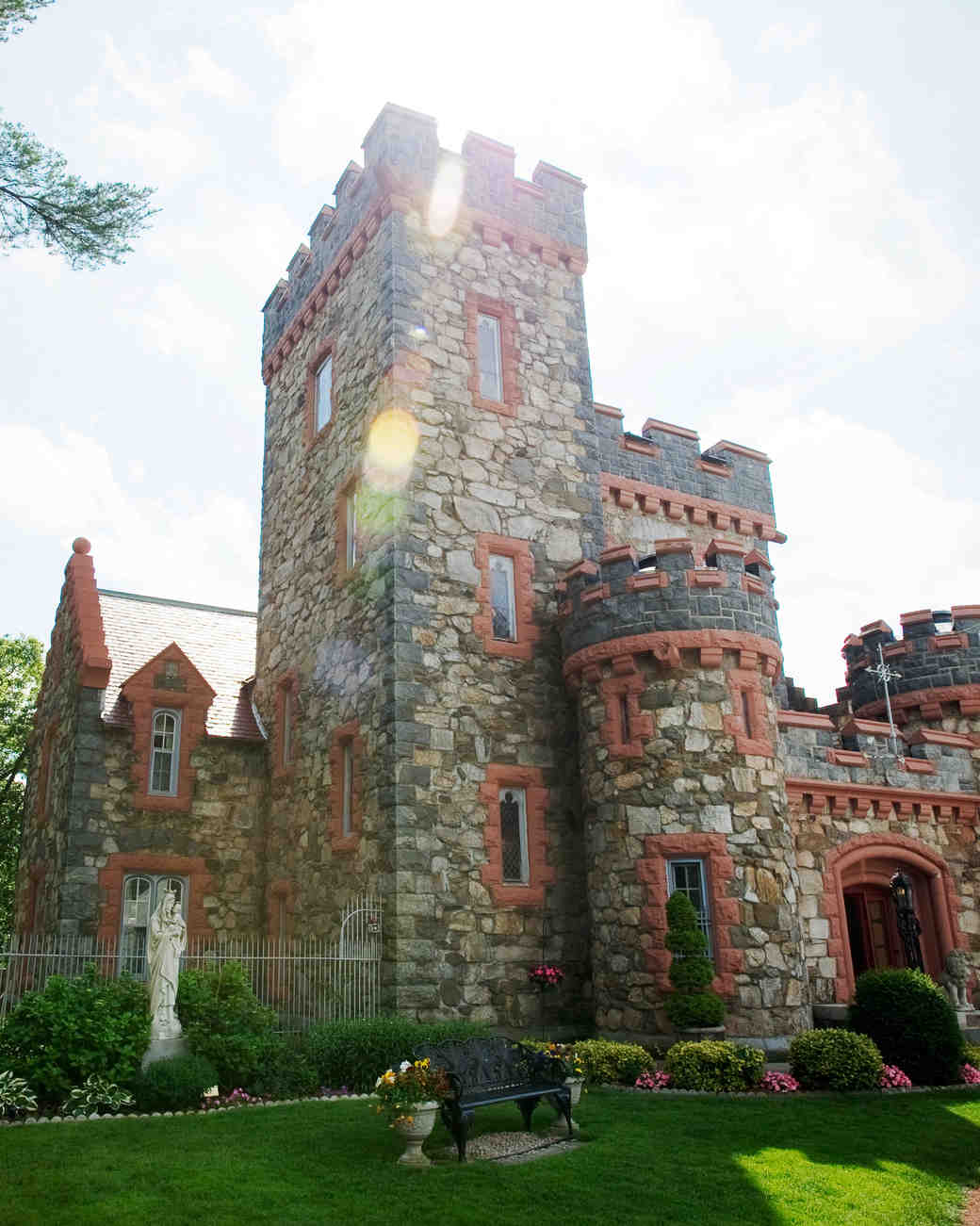 Winter Wedding Venues In New England Photography Courtesy Of Searles Castle