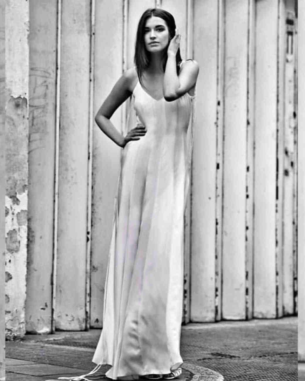 Charlie Brear dress