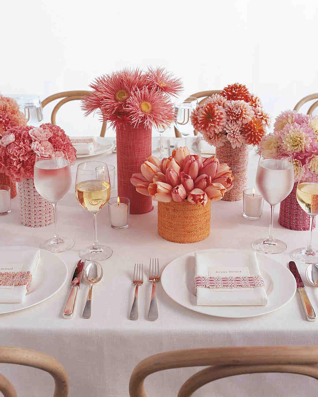 Tweed Vases