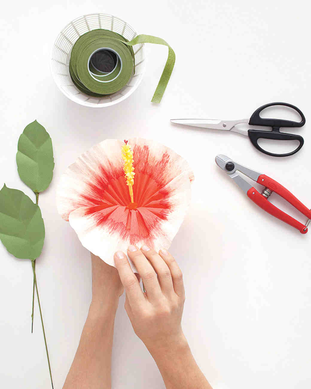Paper hibiscus flower template vatozozdevelopment paper hibiscus flower template izmirmasajfo