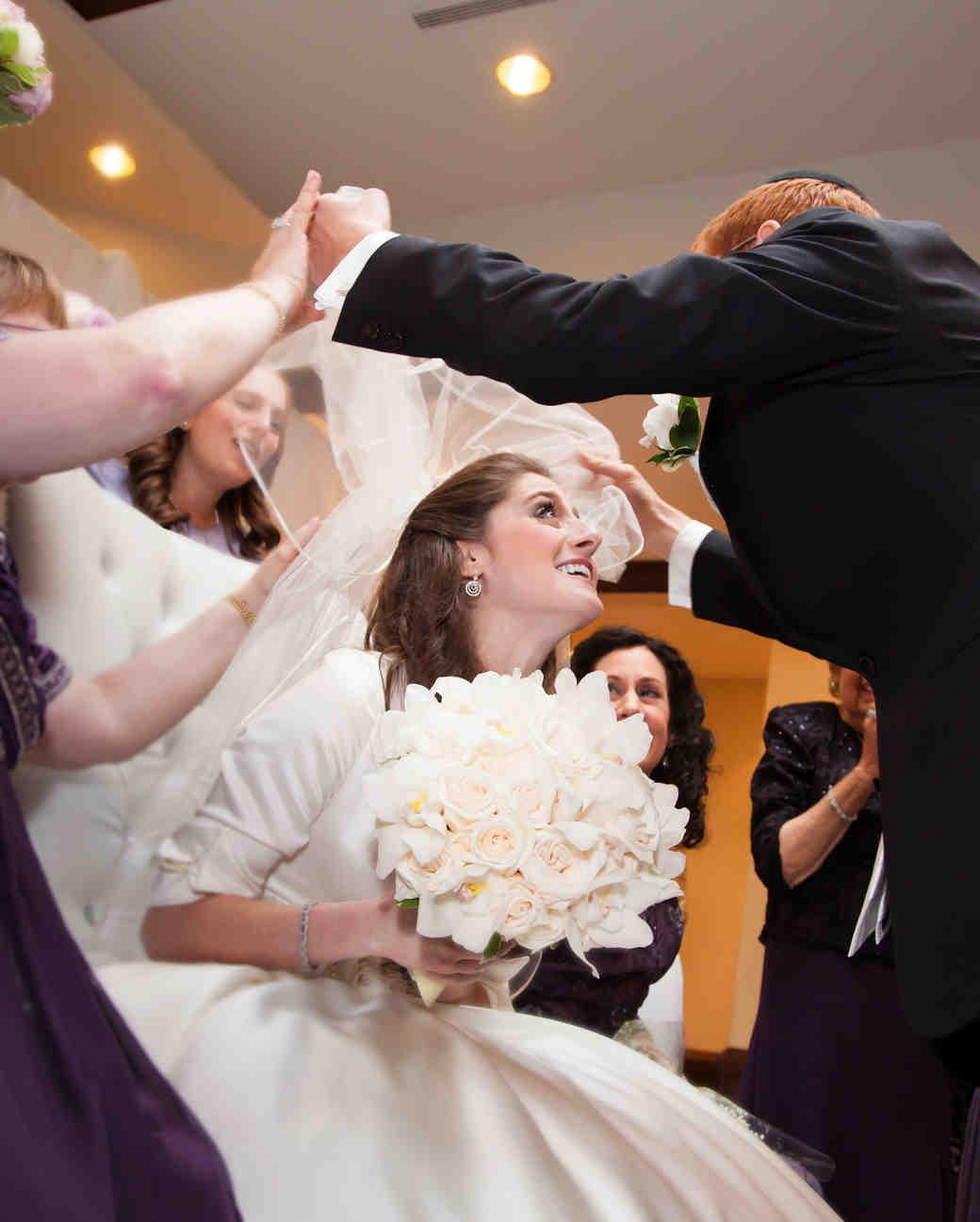 17 Jewish Wedding Traditions For Your Day Martha Weddings
