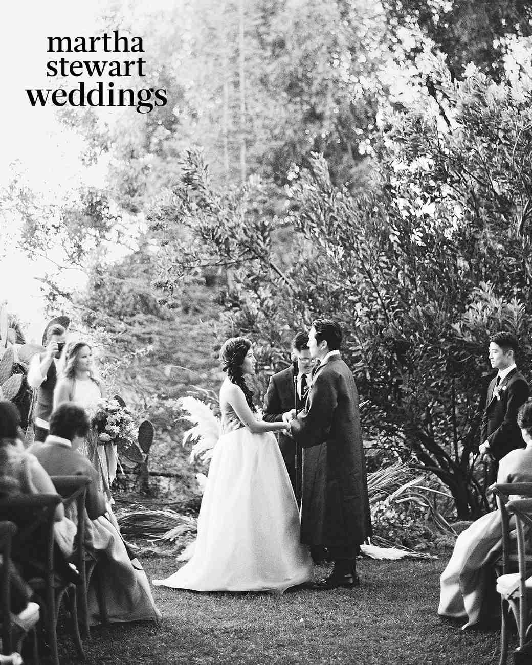 steven yeun walking dead wedding ceremony