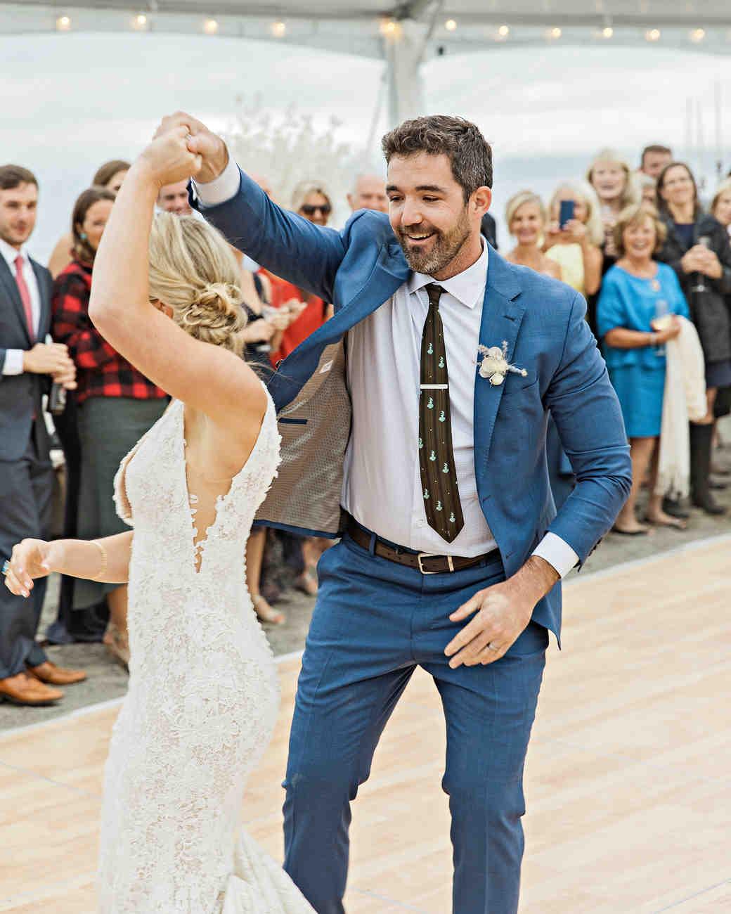 kaitlin dan wedding first dance