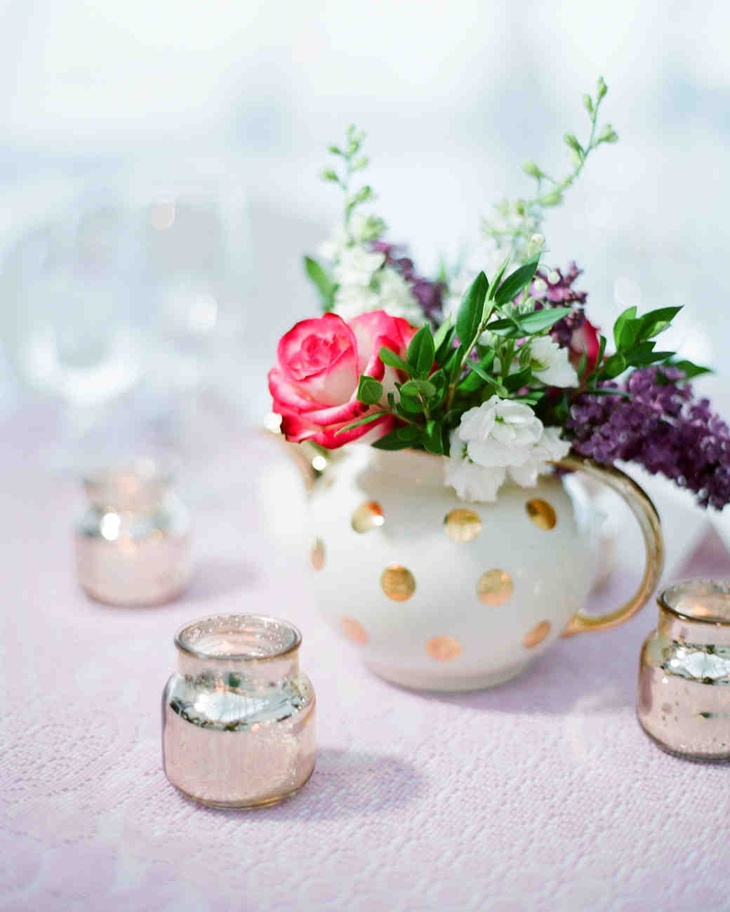 The Prettiest Bridal Shower Centerpieces | Martha Stewart Weddings