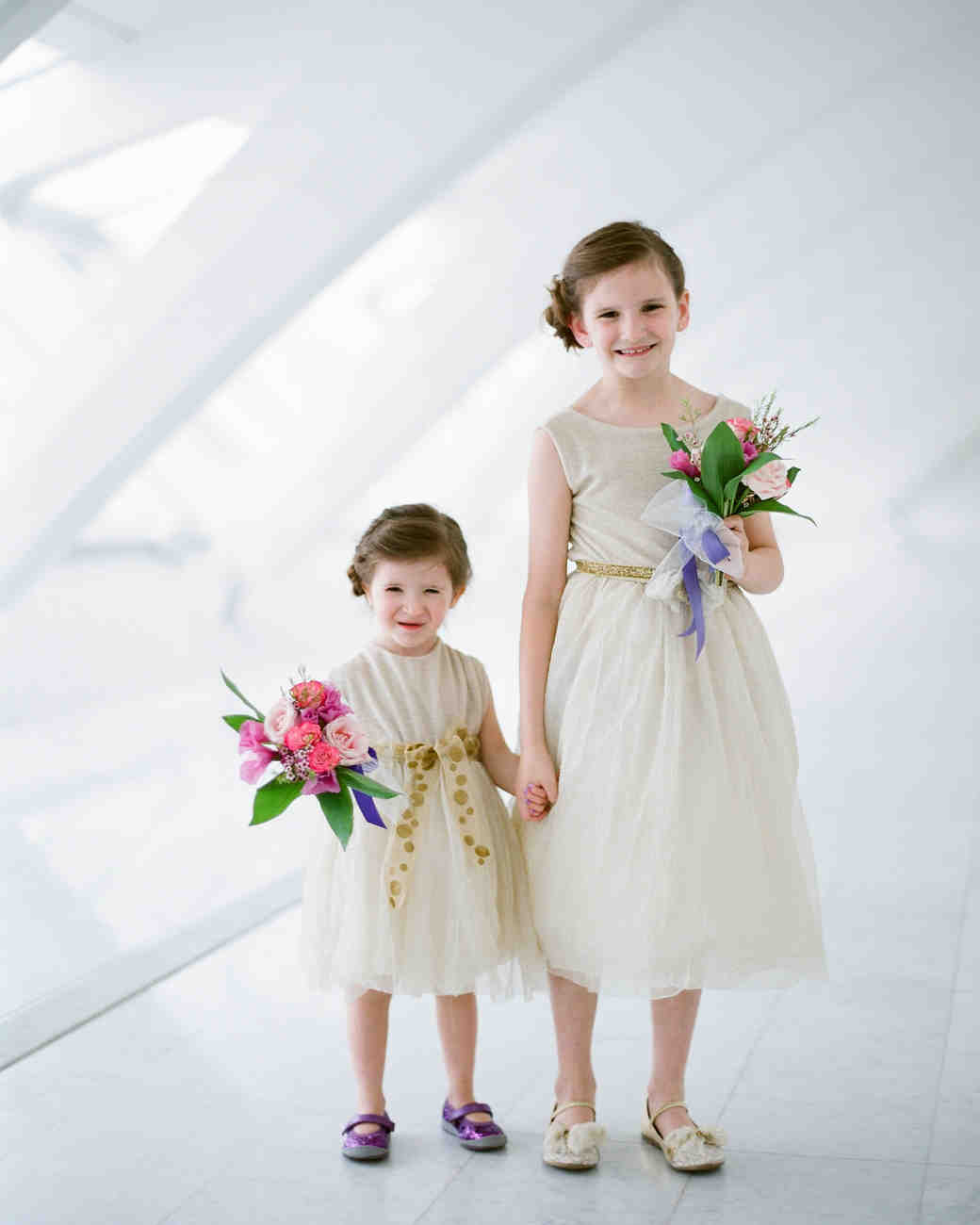 Adorable Hairstyle Ideas for Your Flower Girls | Martha Stewart Weddings