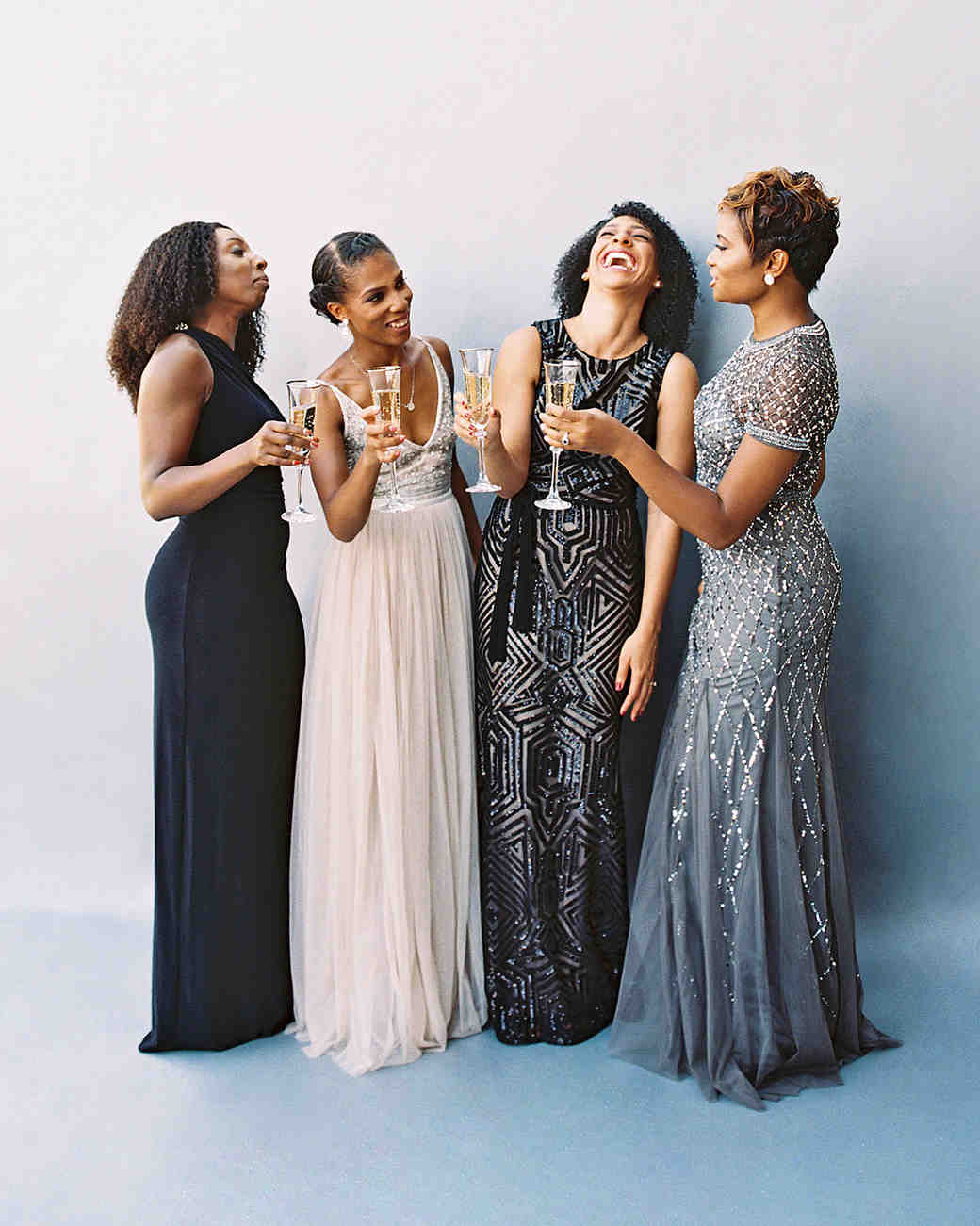 fe87d2bfda 38 Looks That Prove Bridesmaids  Dresses Can Be Chic