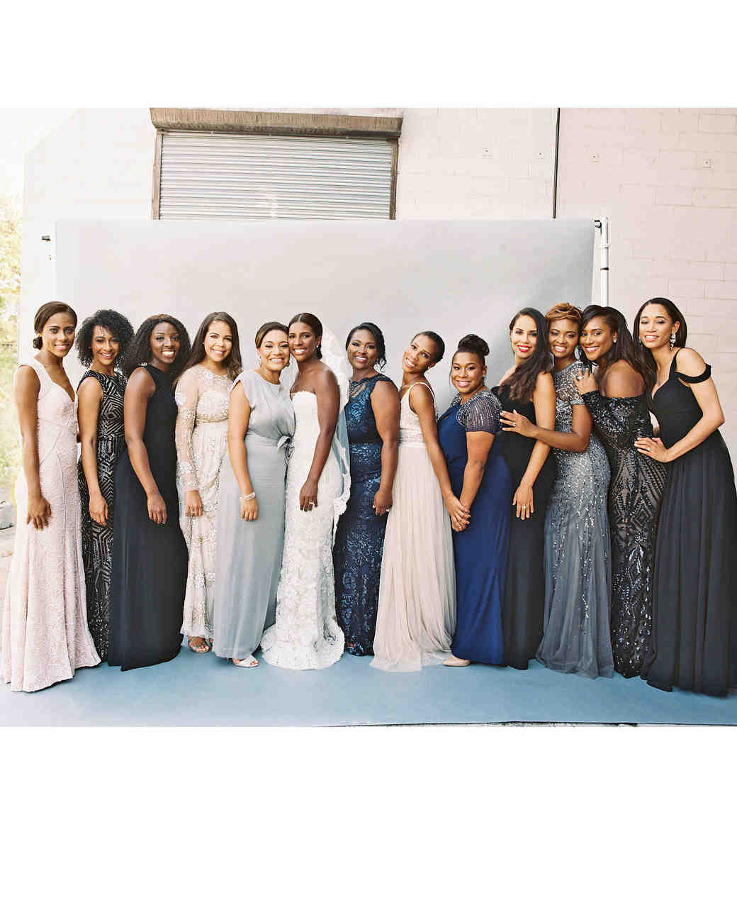 lindsey william wedding dc bridesmaids